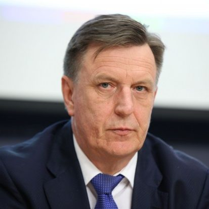 Mr. Māris Kučinskis
